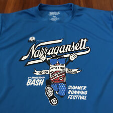 Narragansett Beer 2017 Summer Running Festival T-Shirt (Xl)