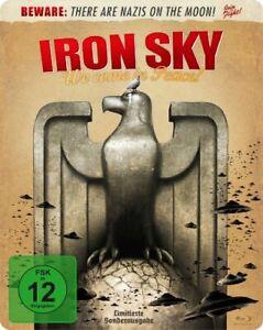 Iron Sky - Wir kommen in Frieden! * Limited Steelbook * Blu-ray * NEU OVP