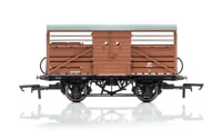 Hornby R4746A OO BR 58/' Maunsell Rebuilt 8 Compartment Brake Third Coach #2640 for sale online