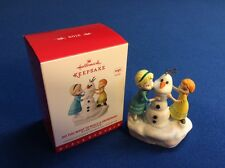 Do You Want to Build a Snowman? (Frozen) - Hallmark Keepsake ornament  2016