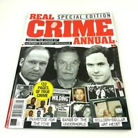 REAL CRIME ANNUAL Special Edition 130 Pages TED BUNDY True Crime CRIMINALS Minds