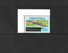 St. Kitts 1980 SC# O7 55c MNH inverted official overprinted variety