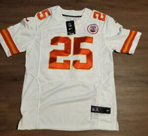 NFL On Field Jersey #25 Charles Size 44 Kansas City CZ008