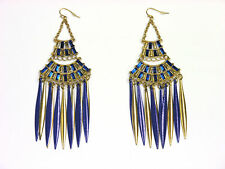 Egyptian Women's Adult Cleopatra Nile Queen Costume Earrings