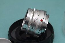 Leica SUMMICRON-M 35mm F2 8-Elements lens (nice)