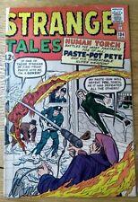Strange Tales #104 (1963) Human Torch, Steve Ditko story - Detached cover