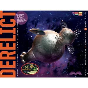 MOEBIUS 1/350 Lost in Space Derelict Plastic Kit