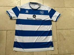 QPR 2017/18 Home Shirt Queens Park Rangers BLUE WHITE ERREA Royal Panda 5XL