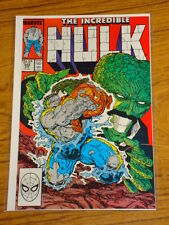 INCREDIBLE HULK #342 VOL1 MARVEL COMICS MCFARLANE APRIL 1988