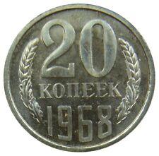 (A35) - Russland Russia - 20 Kopeken Kopeks 1968 - RARE - UNC - Y# 132
