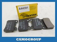 Pills Rear Brake Pads Pad MERCEDES 190 W201 20758