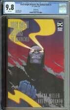 Dark Knight Returns: The Golden Child #1 CGC 9.8 Pope Variant Cover