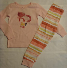 Gymboree Eric Carle Flamingo Two Piece Gymmies Pajama Set Choice Size 4 NWT