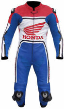 Honda Motor Racing leather suit Leather Suit Motorbike leather suit Cowhide