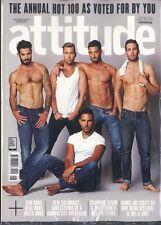 Attitude August Magazines for Men