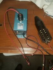 ECCO High Frequency Model G4 Glow Tester, 110 Volt Tested Working