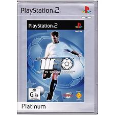 PLAYSTATION 2 THIS IS SOCCER 2002 PAL PS2 PLATINUM [UVG] YOUR GAMES PAL