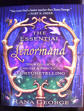 BRAND NEW! THE ESSENTIAL LENORMAND GUIDE TO PRECISE & PRACTICAL FORTUNETELLING