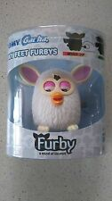 Funky Feet Furby Wind Up Dance White Gatcha Tomy Lets Dance NEW