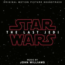 STAR WARS THE LAST JEDI CD (Released December 15th 2017)