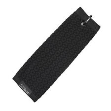 Titleist Tri-Fold Cart Golf Towel - New