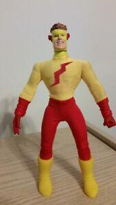 custom 9 inch KID FLASH famous covers mego action figure  DC COMICS  TEEN TITANS