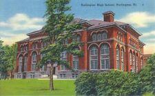 Burlington High School, Burlington, VT