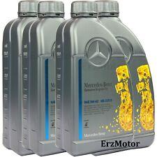 4 Liter Original Mercedes Benz MB 229.5 5W-40 5W40 Motoröl Motorenöl Motoroel