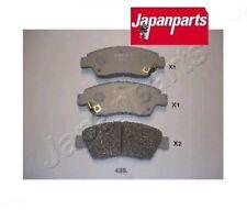 PA435AF Kit pastiglie freno, Freno a disco (JAPANPARTS)