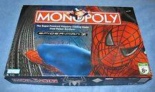 Spiderman Monopoly Marvel 100% Complete Parker Brothers 2006  VGC