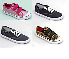 2569965aaf8 Canvas Shoes Pumps Trainers Kid KEDS Toddlers Boy Girl Casual !!