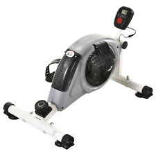 Heimtrainer Mini Bike Pedaltrainer mit LCD-Display Magnetwiderstand Stahl
