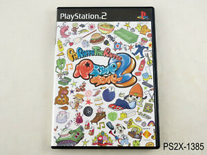 Parappa the Rapper 2 Playstation 2 Japanese Import JP PS2 Japan NTSC-J US Seller