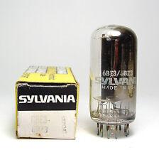 Sylvania 6BE3 / 6BZ3 Compactron Röhre, Gleichrichter, NOS Tube, OVP