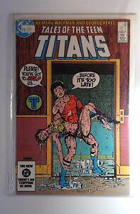 Tales of the Teen Titans #45 DC Comics (1984) VF+ 1st Print Comic Book