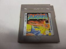 Nintendo  Game Boy   Solar Striker (10)