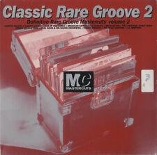 Classic Rare Groove - Mastercuts Volume 2 (1994) Mastercuts – CUTSLP-21 NEW