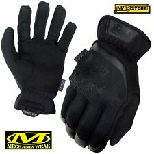 Guanti MECHANIX Fast Fit Tactical Gloves MFF Softair Security Antiscivolo BLACK