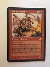 ***1x NM Dragon Tyrant *** Scourge MTG MAGIC Free Shipping to US!