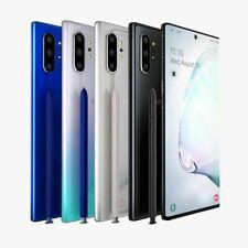 10+ Samsung Galaxy Note Plus SM-N975U 256GB GSM Desbloqueado Caja Abierta