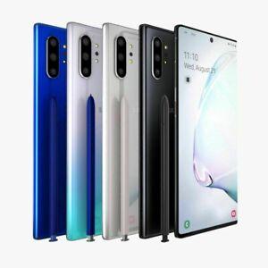Samsung Galaxy Note 10+ Plus SM-N975U 256GB GSM Factory Unlocked Phone Open Box