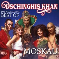 DSCHINGHIS KHAN - MOSKAU (BEST OF)   CD NEW!