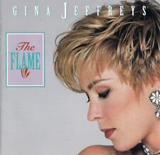 Gina Jeffreys OOP OZ CD The Flame NM '94 ABC 4797522 Aussie country