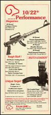 Vintage ad for RAM_LINE 10/22 PERFORMANCE GUN MAGAZINES Auto Loader-091312