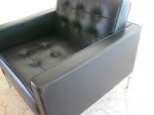 Knoll Florence Knoll Lounge Chair Black Sabrina / Barcelona Saarinen Eames