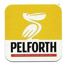 ancien sous-bock  PELFORTH  (envoi monde gratuit) sb1944