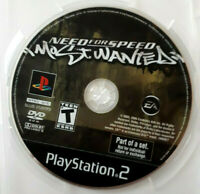 Need for Speed: Most Wanted (Sony PlayStation 2, 2005) Disk Only Tested