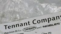 Details about  /Tennant P//N 1017462 Side Squeegee Bumpper Retainer Set Of 2