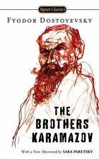 The Brothers Karamazov by Fyodor Dostoyevsky (2007, Paperback)