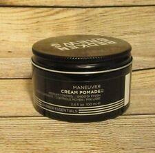 Redken For Men Brews Maneuver Cream Pomade 3.4oz NEW FAST FRESH